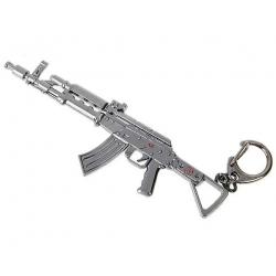 AK47 metalinis raktų pakabukas dėžutėje
