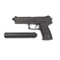 MK23 Assassin Very Powerfull Airsoft Pistol (Green Gas)