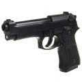 Berreta M92F Airsoft Spring Pistol - Metal Parts
