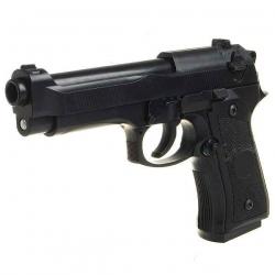Beretta M92F pistoletas su metalinėmis dalimis