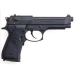 Elektrinis Beretta M92F pistoletas su vaikštančia spyna