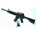 M4A1 elektrinis šautuvas - pilnai automatinis, pigus.