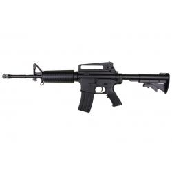 M4A1 vienašūvis airsoft šautuvas - galingas ir taiklus!