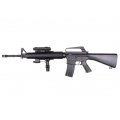 M16 A3 spring airsoft rifle