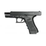 Airsoft pistoletas Glock su rakinama spyna