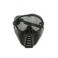Airsoft apsauginė kaukė - veido ir akių apsauga