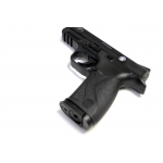 Airsoft CO2 pistoletas Smith&Wesson M&P40 metaline spyna