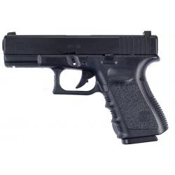 Glock G23 dujinis pistoletas su vaikščiojančia spyna (GBB)