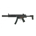 Airsoft pistoletas-kulkosvaidis MP5SD