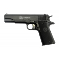 Airsoft spring pistol COLT M1911 A1 with metal slide