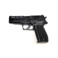 Airsoft spring pistol Sig Sauer P226 with metal slide