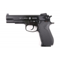 Airsoft spring pistol Smith&Wesson M4505 with metal slide