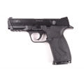 Airsoft spring pistol Smith&Wesson M&P40 with metal slide
