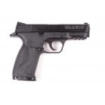 Vienašūvis pistoletas Smith&Wesson M&P40 su metaline rakinama spyna