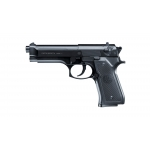 Beretta M92F pistoletas su metaline spyna