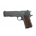 Colt M1911 klasikinis metalinis vaikštančia spyna