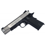 Colt M1911 pilnai metalinis vaikštančia spyna CO2 GBB