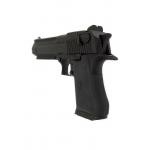 Elektrinis pistoletas Desert Eagle - pusiau/pilnai automatinis, metalinės dalys