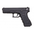 Metal electric airsoft pistol Glock - semi/full auto