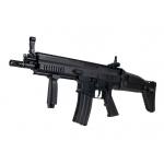 FN SCAR spyruoklinis airsoft šautuvas su rankenėle