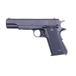 Galingas airsoft green gas pistoletas COLT M1911