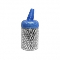 Metal airsoft BBs - 1000 pcs, 0.3 g, 6 mm