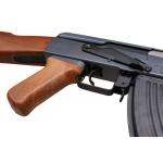 Profesionalus galingas metalinis airsoft automatas AK47 Kalašnikov