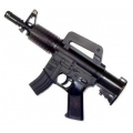 Mini M4A1 Electric Airsoft Rifle - Full Auto, With Batteries and Charger