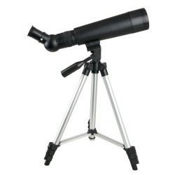 Monoklis - 60 mm  skersmens, su stovu ir dėklu