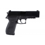 Sig Sauer P226 metalinis pistoletas vaikštančia spyna (GBB)