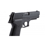Sig Sauer P226 metalinis pistoletas vaikštančia spyna