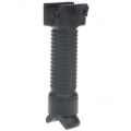 Airsoft front grip with bipod