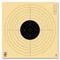 Taikiniai airsoft/oriniams šautuvams, patvirtinti Tarptautinės Sportinio Šaudymo Federacijos, 250 vnt