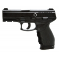 Taurus PT24/7 spyruoklinis pistoletas rakinama spyna