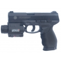 Taurus PT24/7 airsoft CO2 gas pistol with metal slide